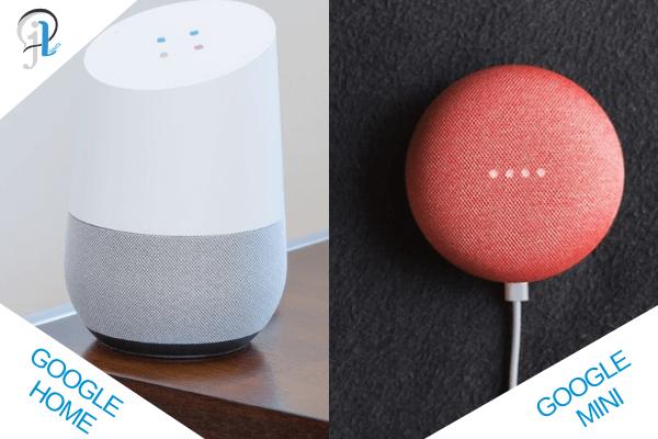 Google Home y Google Mini