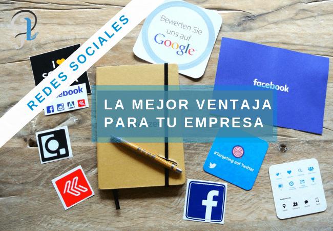 Ventajas de las redes sociales para tu empresa