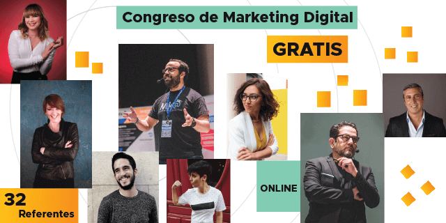 Congreso Marketing Online Gratis